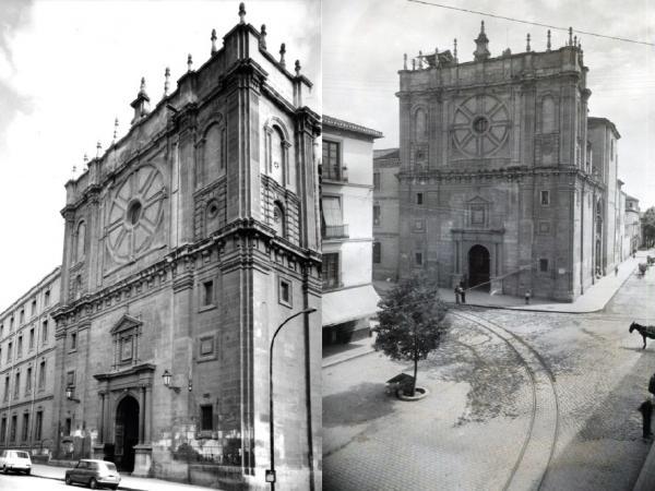 Viaje por la historia del Santuario del Perpetuo Socorro de Granada