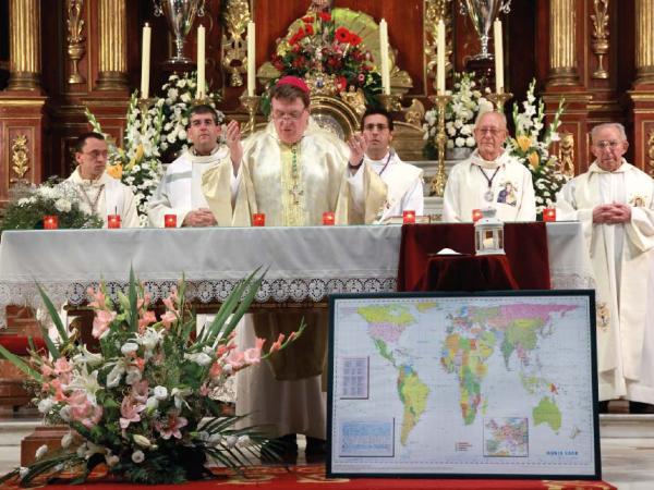 Procesión del Icono de Ntra. Sra. del Perpetuo Socorro | Año 2011