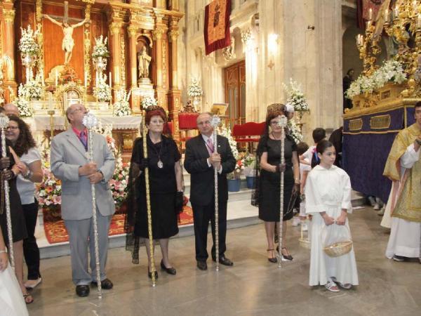 Procesión del Icono de Ntra. Sra. del Perpetuo Socorro | Año 2012