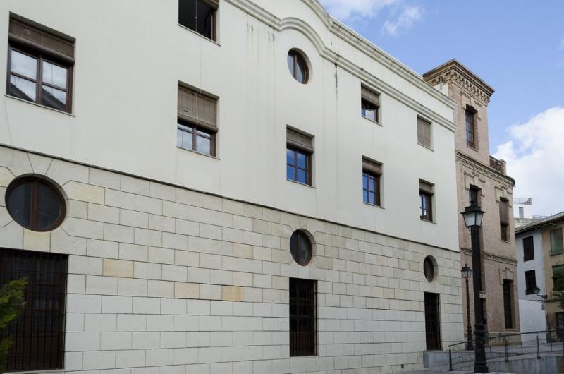 Un paseo por la Residencia de Estudiantes del Perpetuo Socorro de Granada