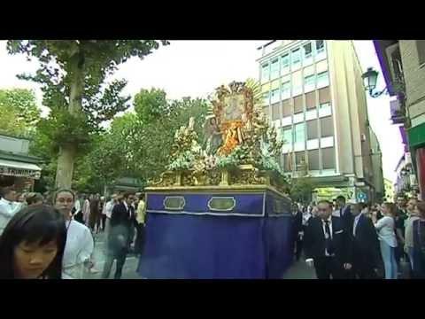 Adelanto del reportaje de la Salida Extraordinaria de la Virgen del Perpetuo Socorro el sábado 25 de octubre, con motivo de los 100 años de Presencia Redentorista en el Santuario del Perpetuo Socorro.